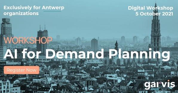 Workshop AI for Demand Planning