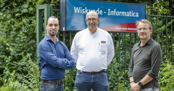 Press release: University of Antwerp and Garvis